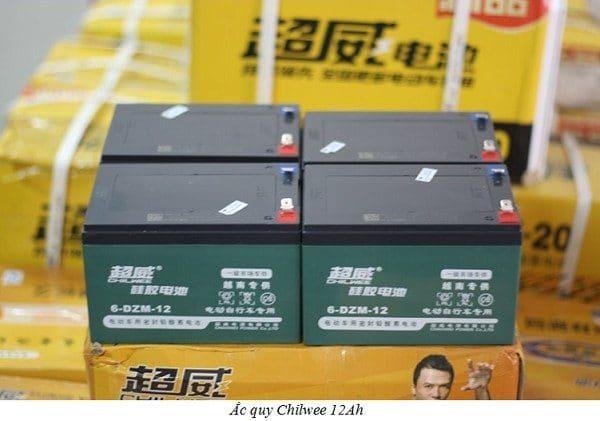bình ắc quy xe đạp điện Tianneng
