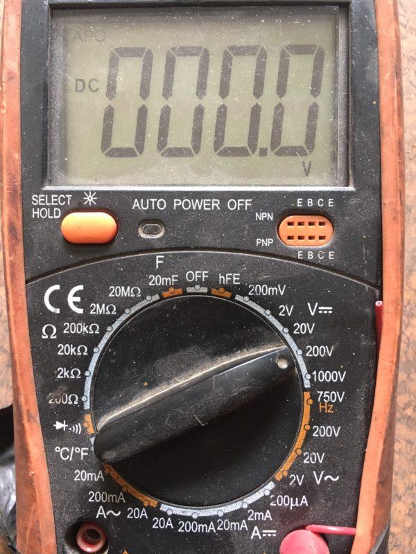 cách dùng đồng hồ đo điện