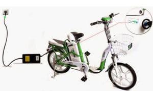 sạc xe đạp điện