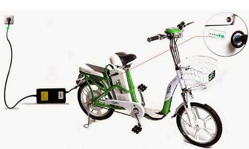 mua sạc xe đạp điện ở đâu