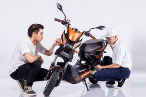 xe máy điện Xmen