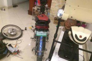 quy trình sửa xe đạp điện tại ba đình