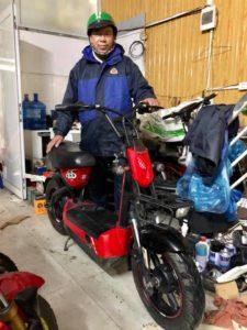 sửa xe máy điện tận nhà quận nam từ liêm