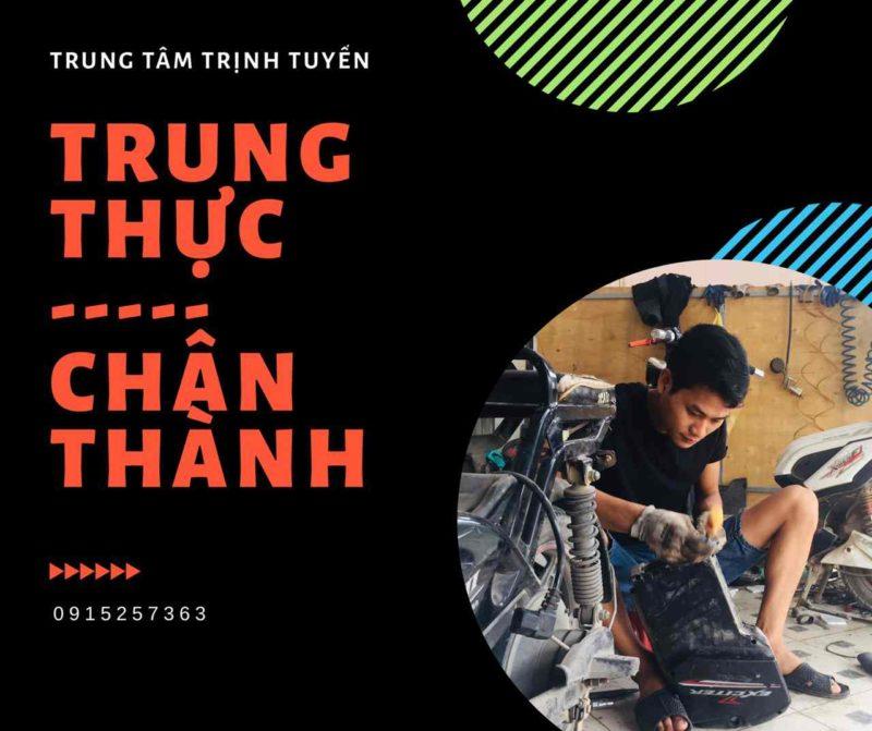 Trung Tâm Trịnh Tuyển