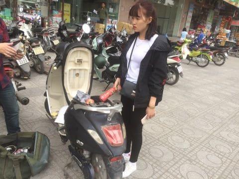 sửa xe đạp điện quận hà đông
