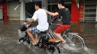 xe đạp điện bị chập điện