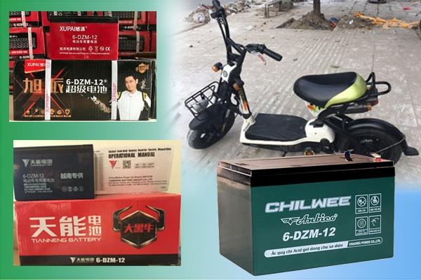 thay ắc quy xe đạp điện tại Hưng Yên