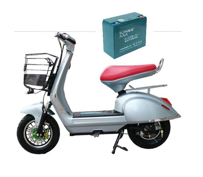thay ắc quy xe đạp điện ở Hoàng mai