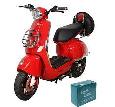 Xe máy điện Milan