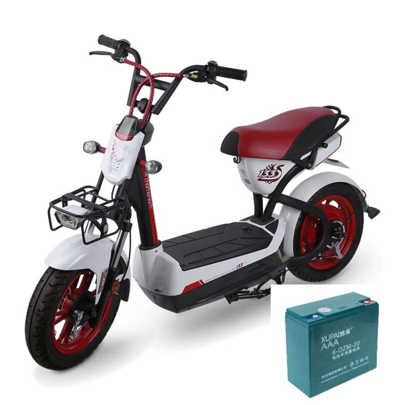 thay bình xe đạp điện ở thanh trì