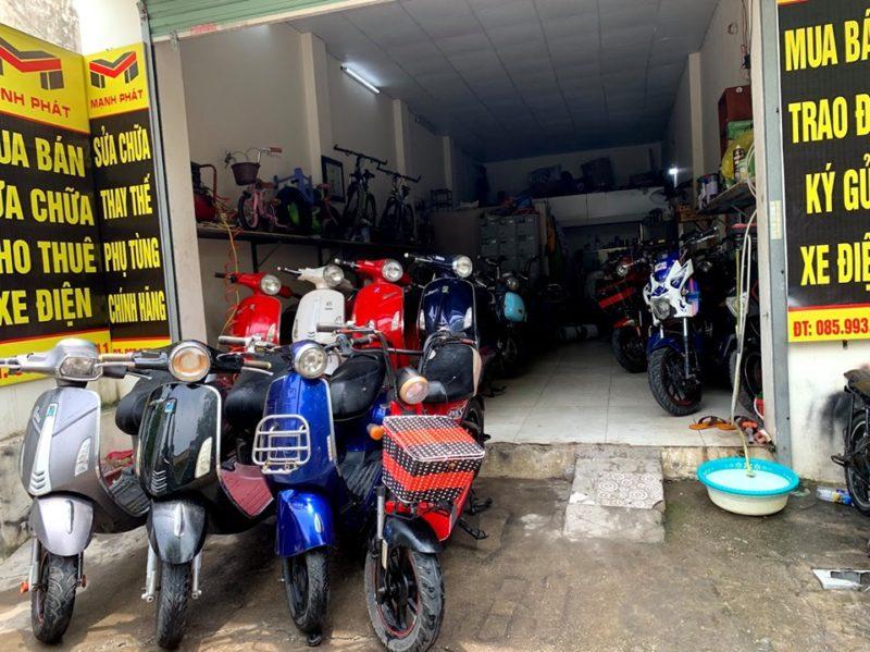 địa chỉ mua xe đạp điện cũ ở Hưng Yên