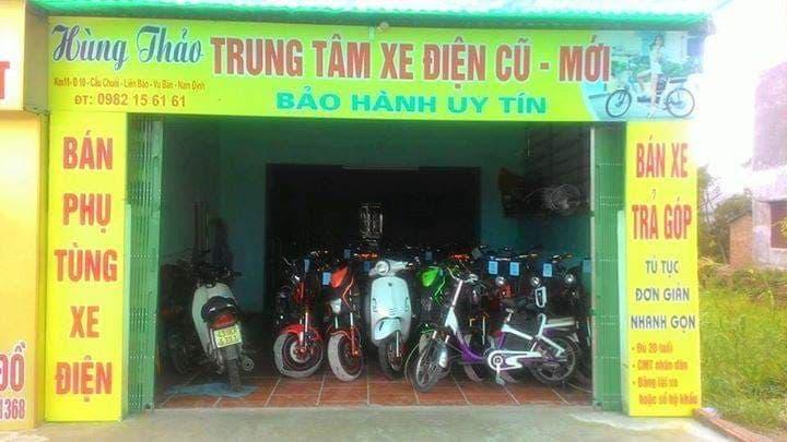 Chi nhanh xe điện Hùng Thảo Nam ĐỊnh
