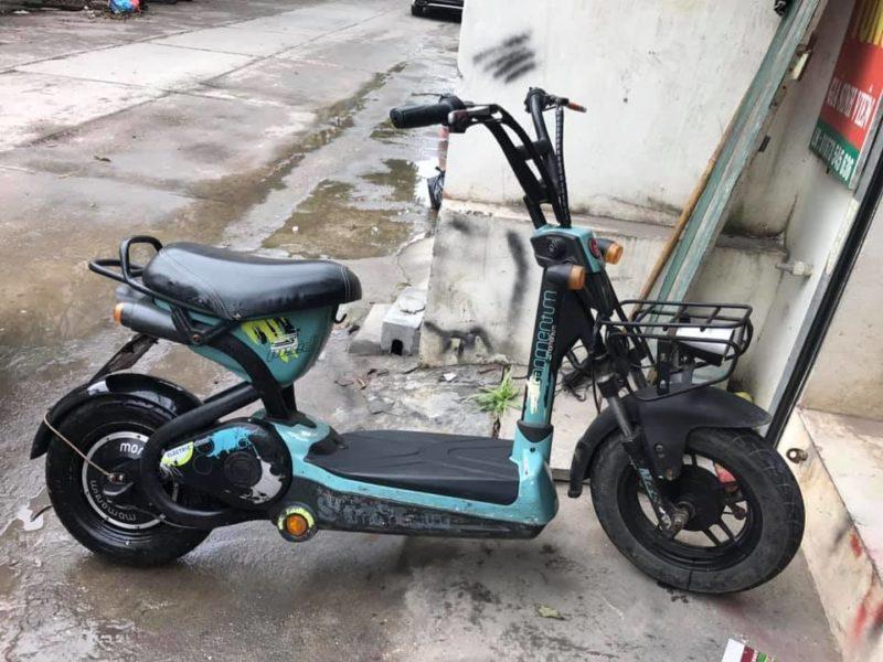 Xe đạp điện 133S mini nhập khẩu
