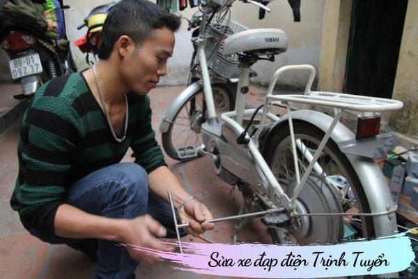 Quy trình bảo dưỡng xe đạp điện