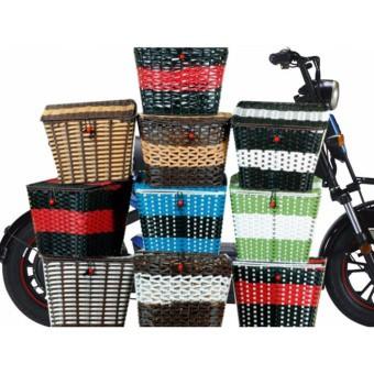 giỏ xe đạp điện