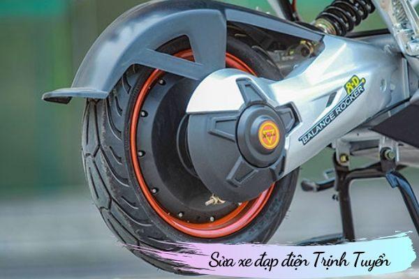 lốp xe đạp điện không săm