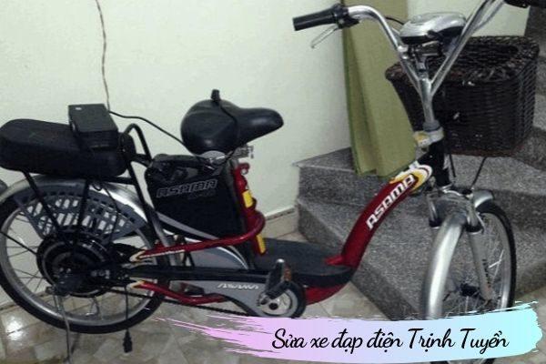 sạc xe đạp điện qua đêm