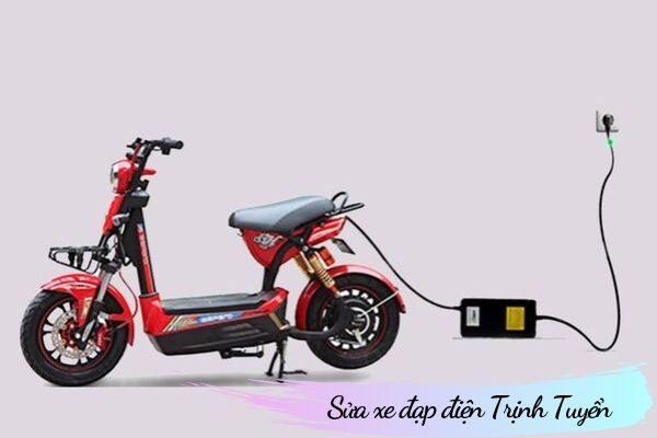 cách sạc xe đạp điện khi mới mua