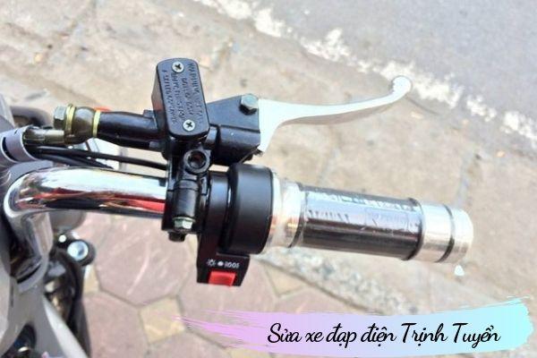 phanh xe đạp điện