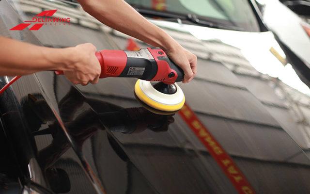 Sơn xe ôtô, những cách làm mới sơn xe ô tô