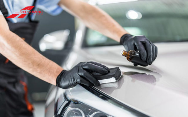 Hãy chọn những cơ sở cung cấp dịch vụ phủ ceramic ô tô lớn, uy tín